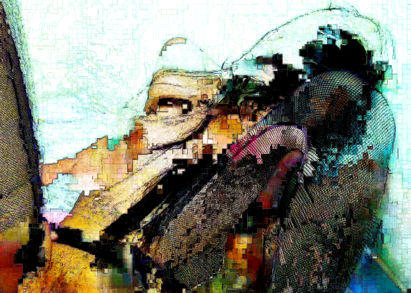 glitch art, mathieu st-pierre, art, erotic, porn, download, abstract, pixels